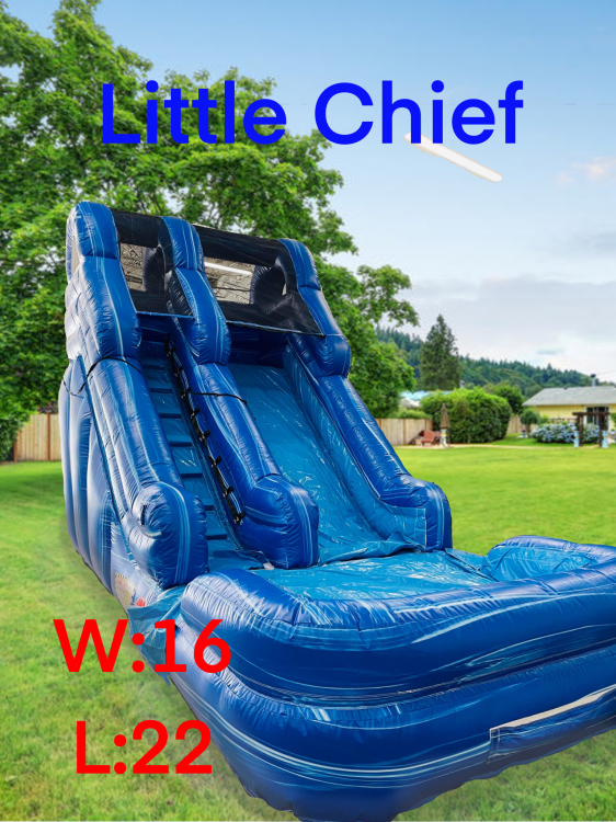 Little Chief *wet*