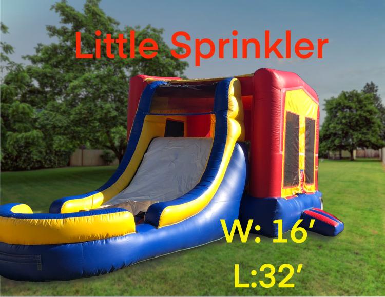 Little Sprinkler (wet)